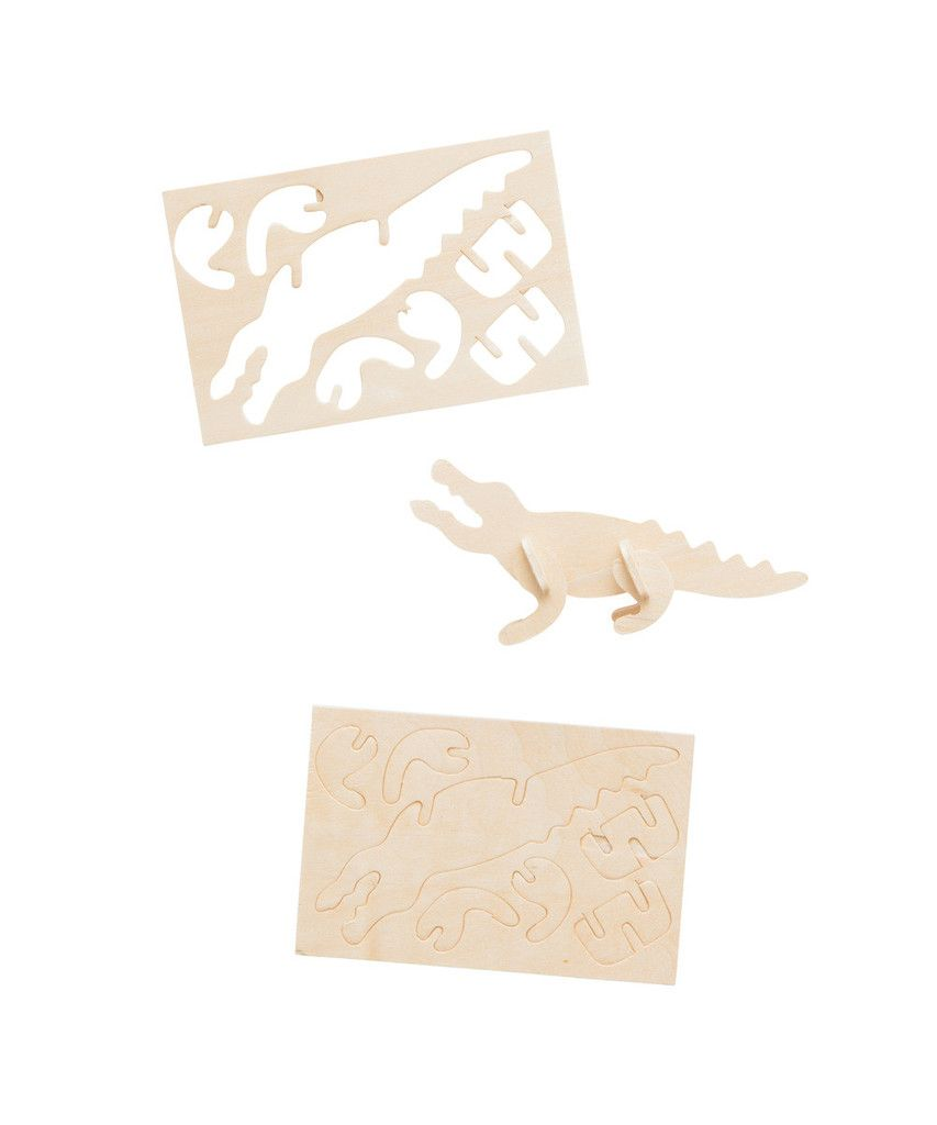 Wooden 3D Puzzle – Oh Happy Day Shop