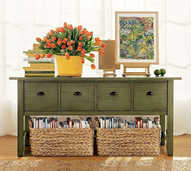 8 Quick Ways To Use Baskets Around The House Nice Design