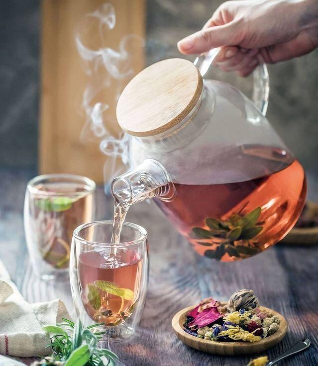 Photo of Tea time 🍵 uploaded by Trang Lê on We Heart It