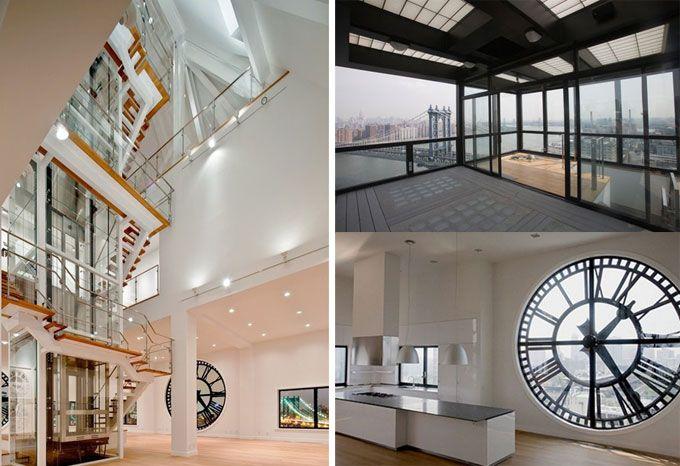 The Clock Towers In Dumbo Saw This E On Ing New York Thekleiers Hgtv Amazing
