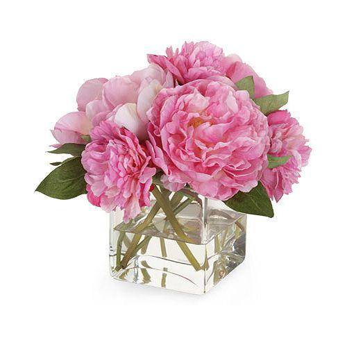 diane james pink peonies gracious homes $365   apt inspiration