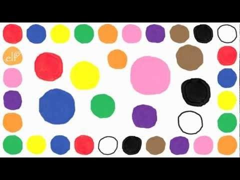 colores del tema candyland para diabetes