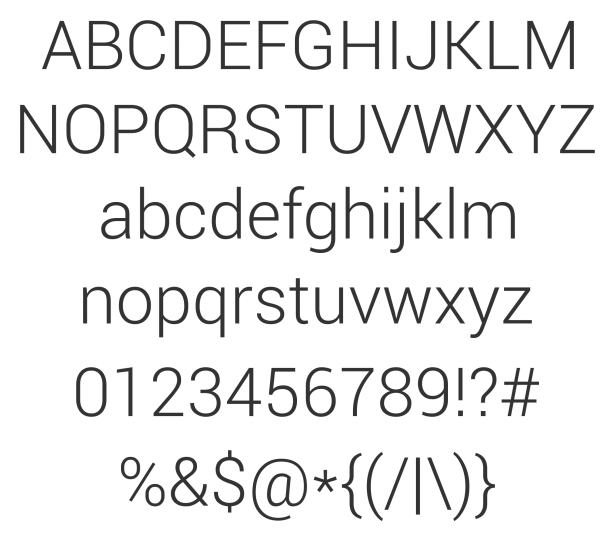 Free Font Roboto By Christian Robertson Font Squirrel Free Fonts For Designers Free Web Fonts Free Font