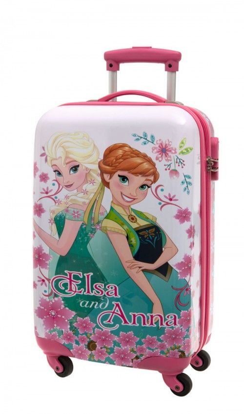 944a5a43efc Trolley Frozen. Elsa y Anna