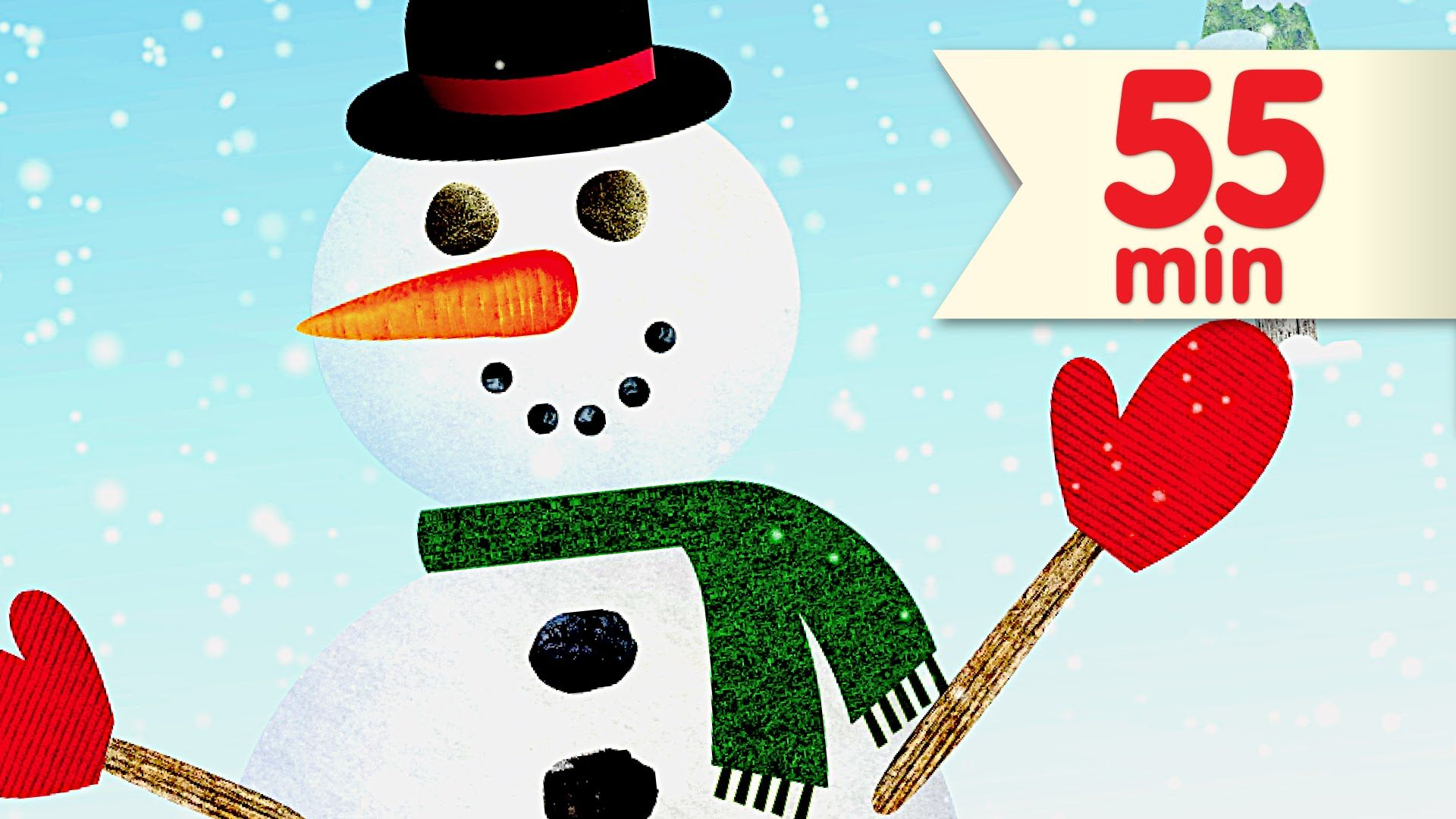 I'm A Little Snowman is a super simple, super cute, and