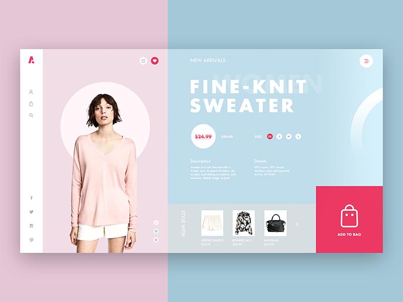 Women S Clothing Website Design Fashion Website Design Ecommerce Web Design Clothing Websites