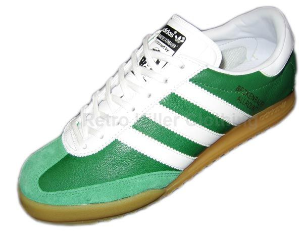 green adidas trainers mens
