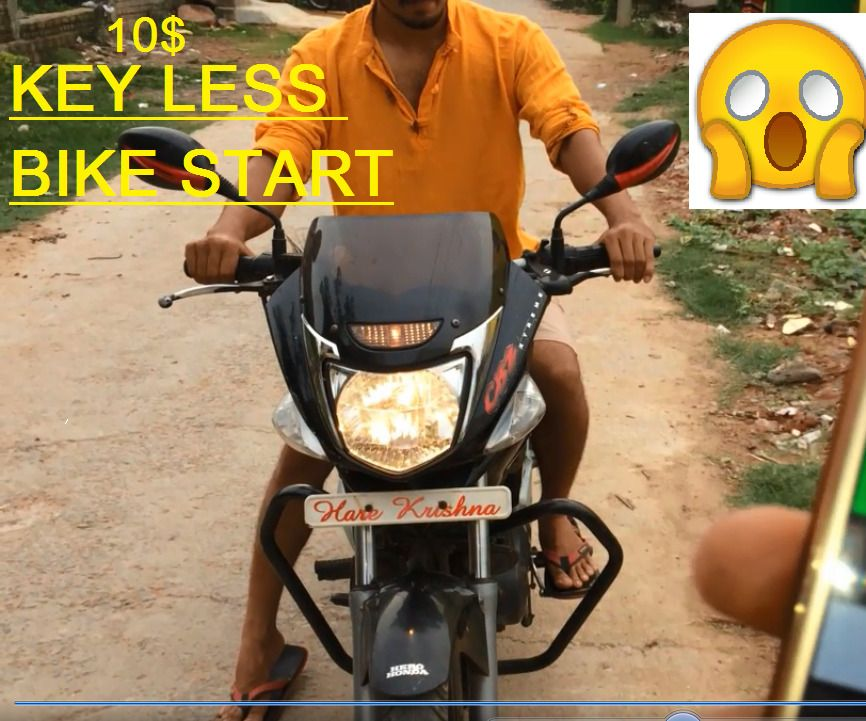 10 Iot Based Key Less Bike Control Bike Iot 10 Things