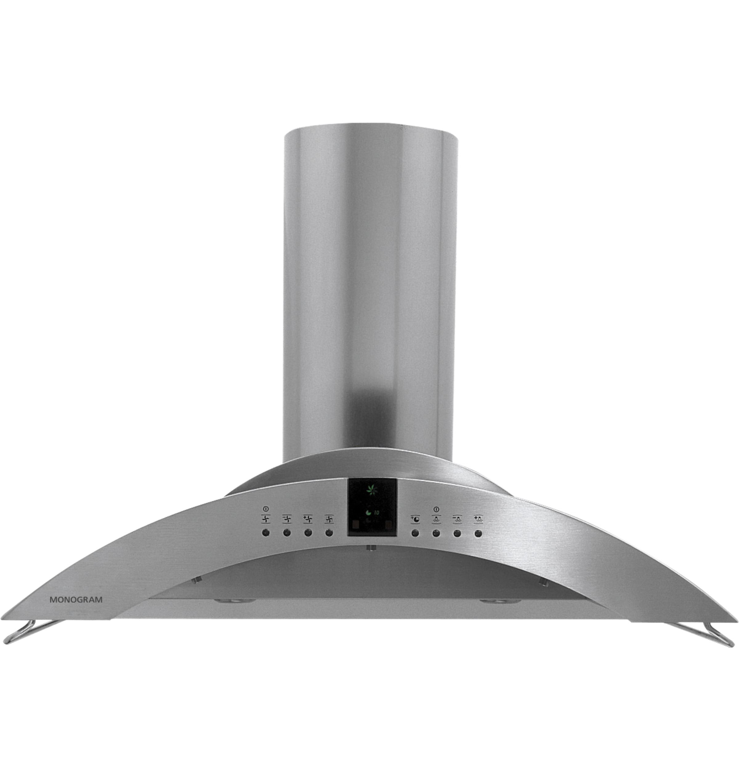 Provide Complete 140f Simmer To Rapid Boil Flexibility On All Burners The Burners Are Sealed To The Cooktop For Monogram Appliances Vent Hood Island Vent Hood
