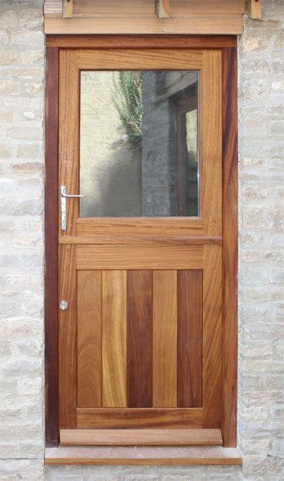 Stable Doors Made In Cotswolds Stable Door Rustic Wood Doors Oak Windows