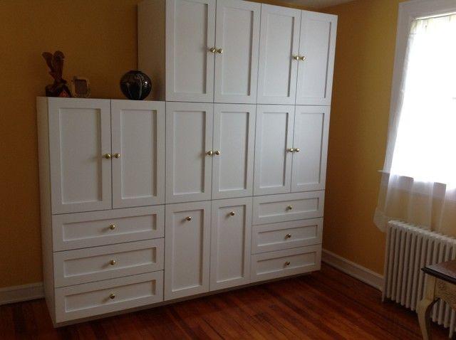 Bedroom Storage Cabinets Wall Design Ideas 2017 2018 Pinterest. Wall Cabinets For Bedroom Storage   Home Design