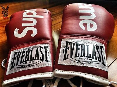 10ad6b07 Details about 1 PAIR - EVERLAST - Advanced Boxing Training Gloves ...