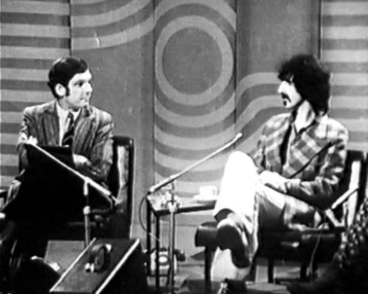 Frank zappa monday conference abc tv sydney