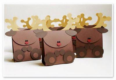 M s de 25 ideas incre bles sobre dulceros navide os en - Hacer videos navidenos ...
