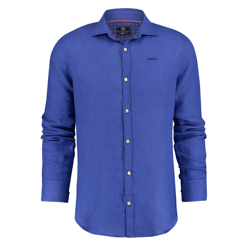 Blauw overhemd. Foto door Exposar voor New Zealand Auckland.  #productfotografie