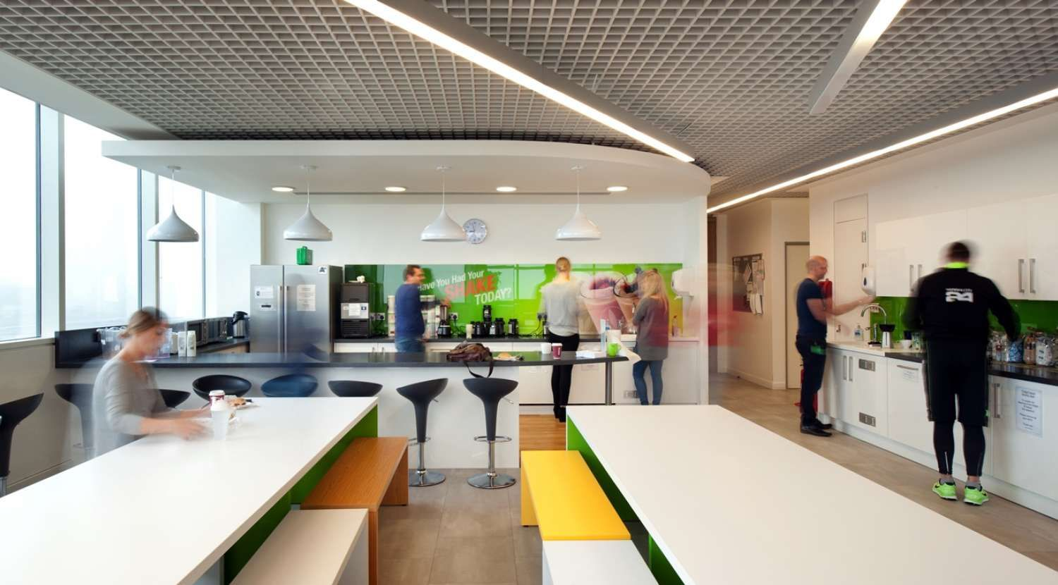 A Healthy Workplace for Herbalife in 2020 Workplace