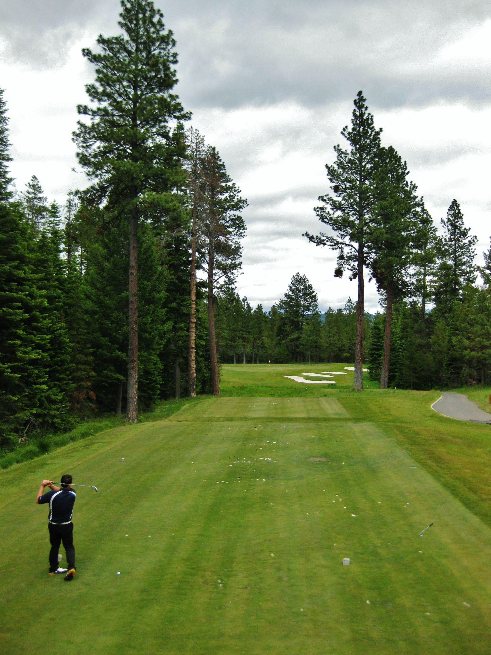 Osprey Meadows Golf Course At Tamarack Resort In Tamarack Id Golf Courses Golf Resort