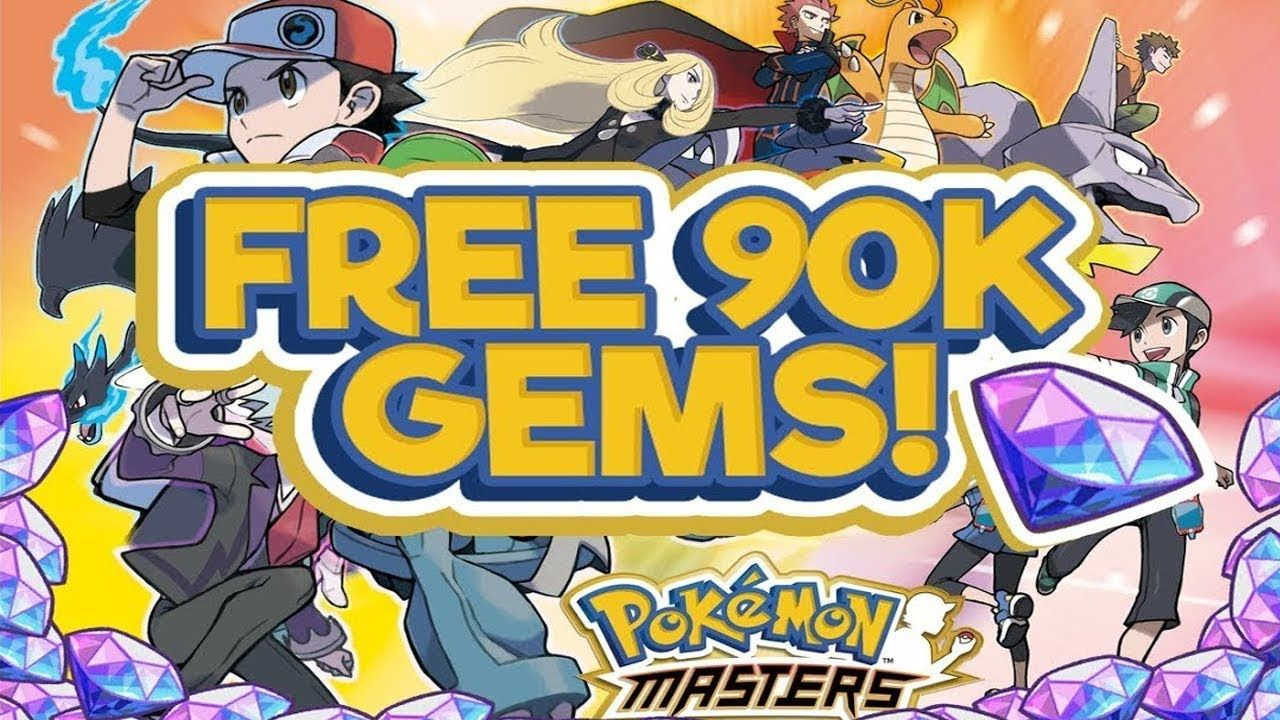 Pokemon Masters Hack 2019 Pokemon Masters Cheats Free Gems