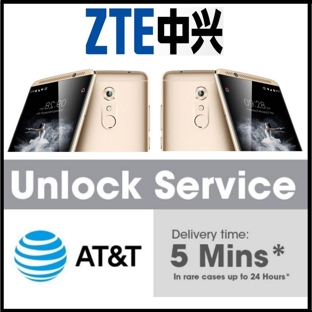 Unlock Code AT&T ZTE Maven Z835 Z971 Z831 Z830 ZMAX Z958