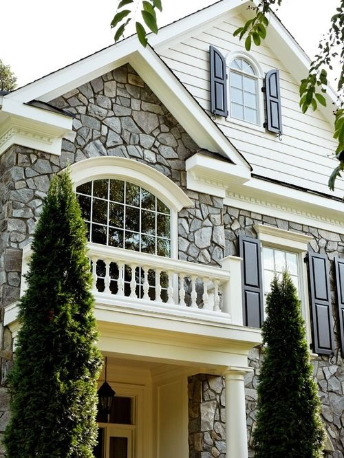 A Curb Appeal Renovation That Included Removing Damaged Eifs
