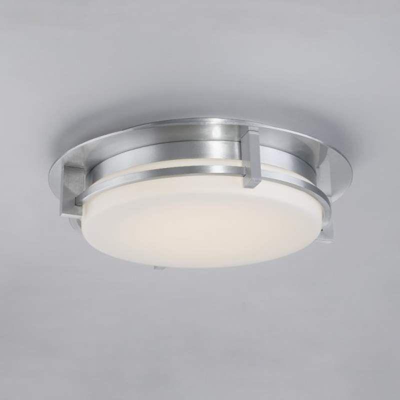 Wac Lighting Fm W33616 Comp 3000k High Output Led Flush Mount Ceiling Fixture Br