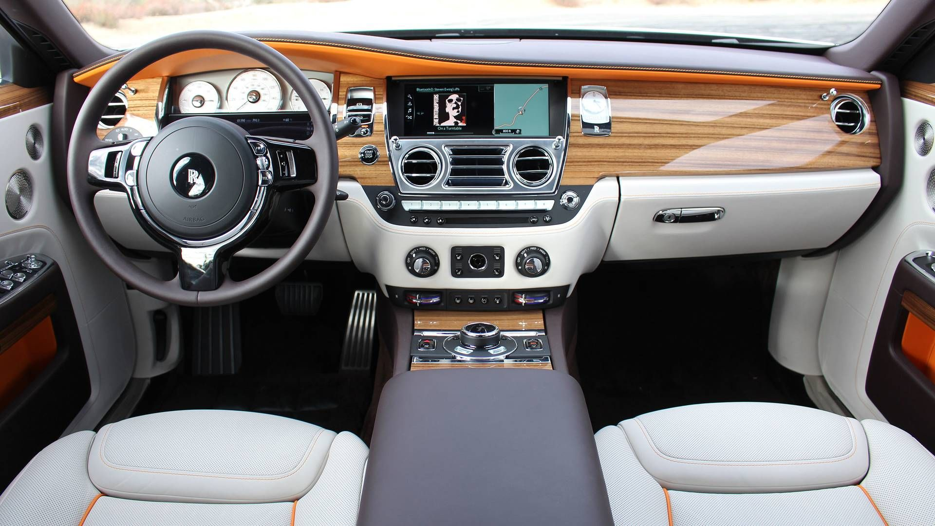 8085ca306717 2018 Rolls-Royce Ghost Review  Living Like The One-Percent