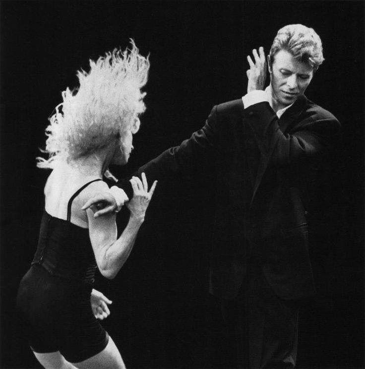 Bowie and La La human steps