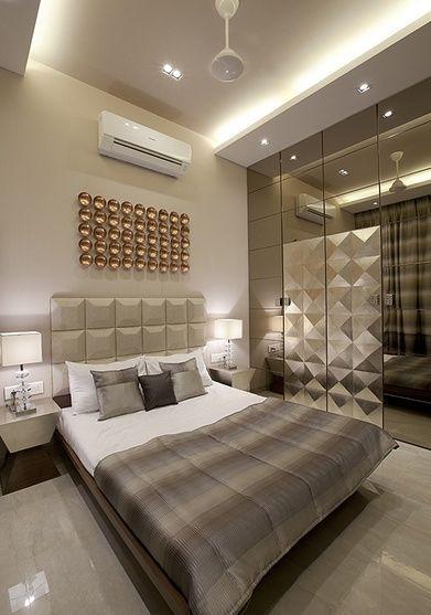 Ghansoli residence by the bnk group architect in mumbai - The living room mumbai maharashtra ...