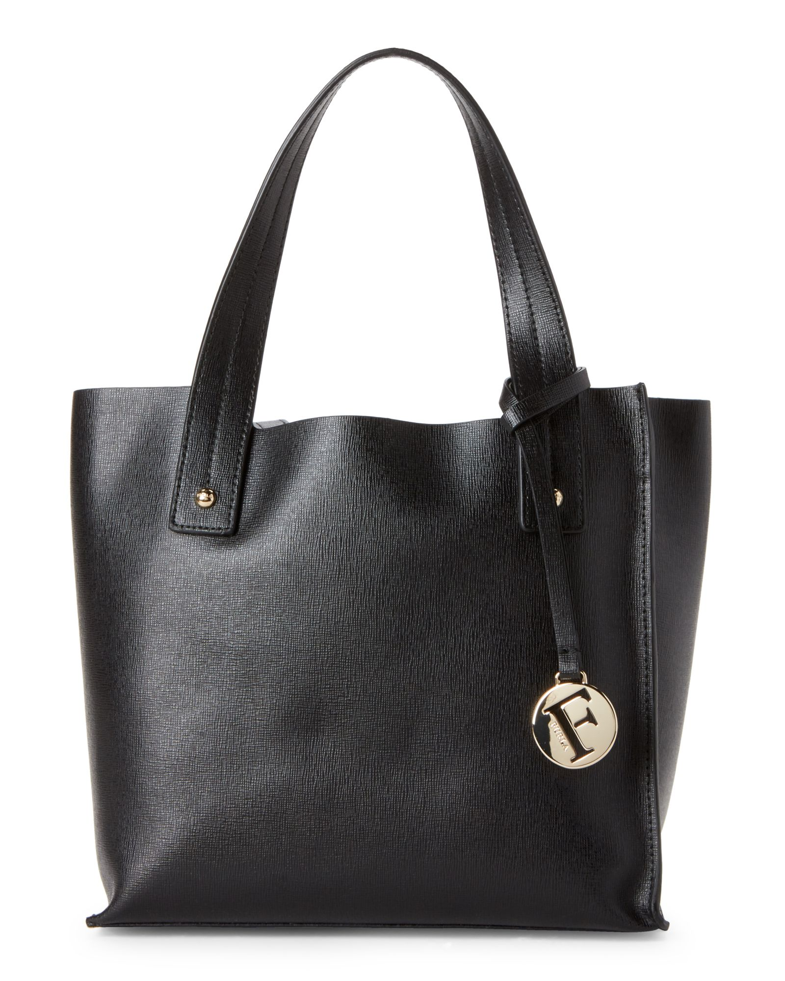 ac847d814b Onyx Muse Small Leather Tote | *Apparel & Accessories* | Leather ...