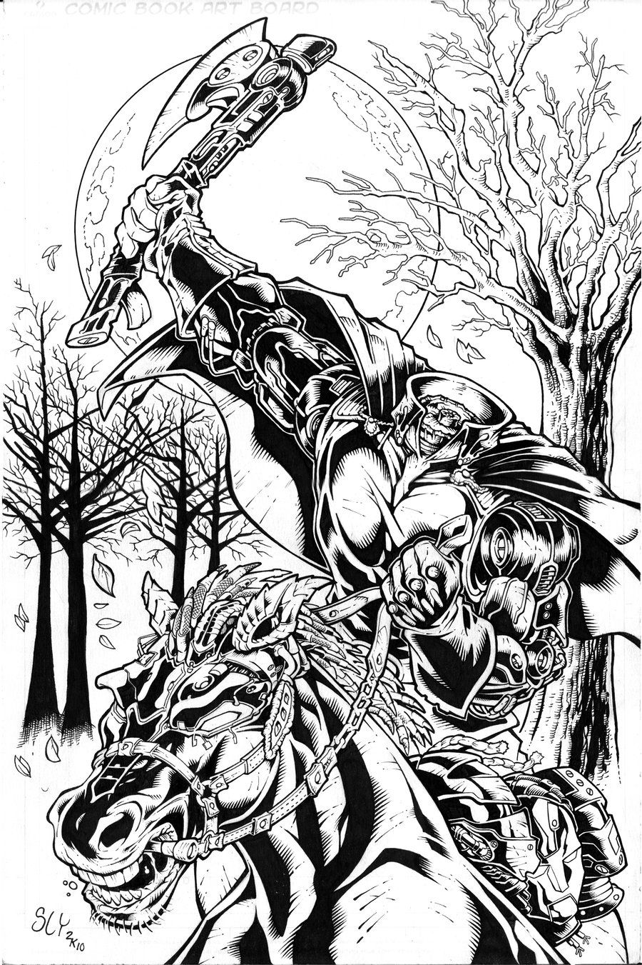 coloring pages frazetta - Google Search | Patterns | Pinterest ...