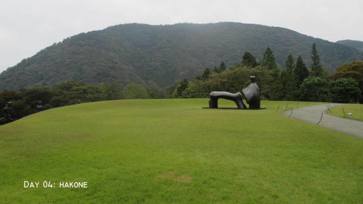 Hakone Open Air Sculpture Park, Hakone, Japan, photo credit: Mosenthal, 2015