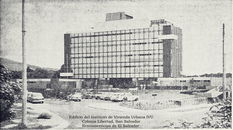Edificio del Instituto de Vivienda Urbana IVU,En 1950 es fundado el ...
