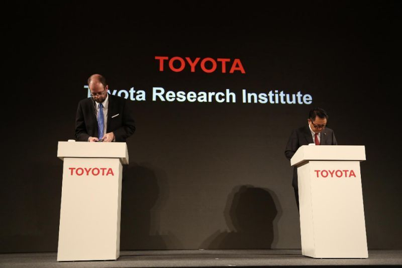 Investment of $1 Billion in Toyota's Artificial Intelligence Research Facilities in the US