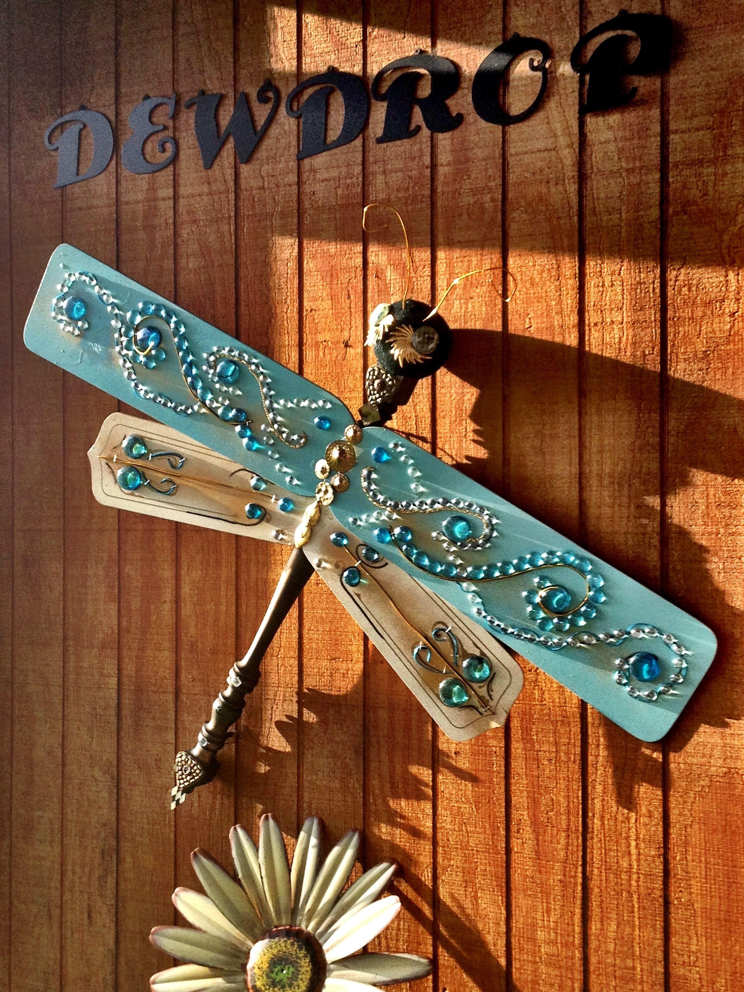 Dragonfly Made By Laurie Dewdrop Jewelry Baker An Idea