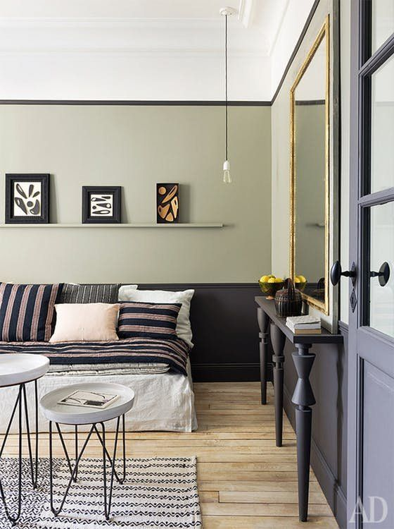 Small Living Room Apartment Therapy: You'll Never Believe This Paris Apartment Is Only 194