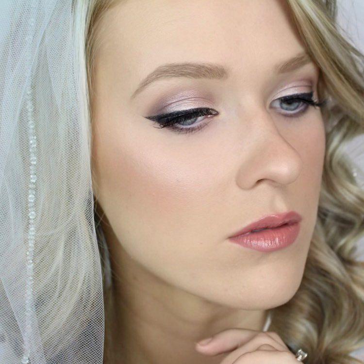 Soft Glowy Bridal Makeup Using Urban Decay 3