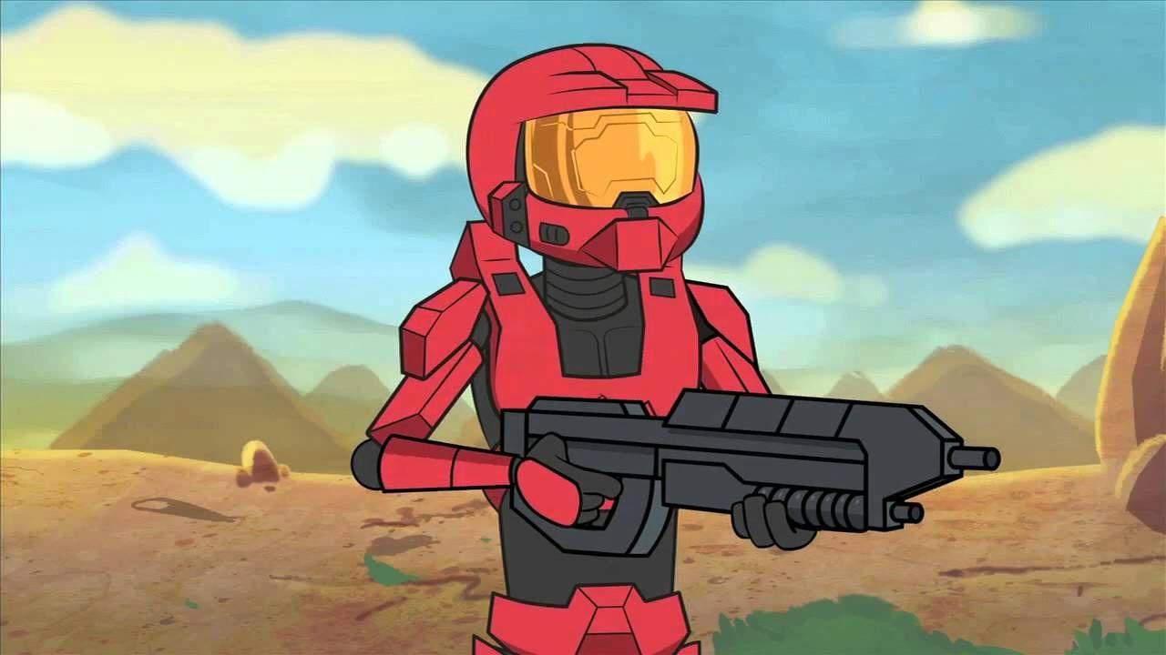 Halo Spartan Heaven Halo spartan, Halo master chief