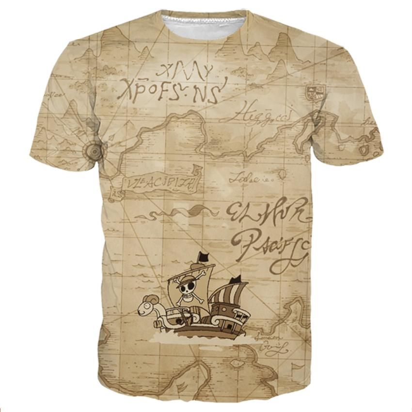 One Piece Raftel Map Shirts Map Shirts Mens Tshirts Mens Tops
