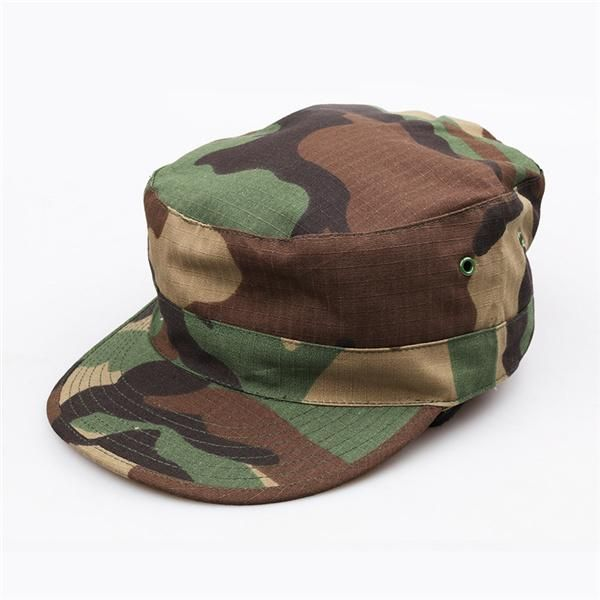 a9684b53 Summer man Camouflage Tactical hat army bionic sun-shading cadet ...