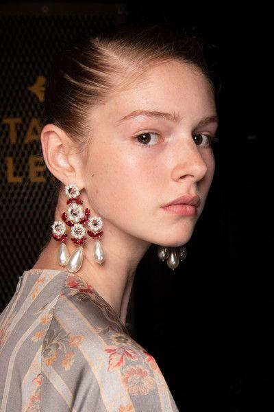 Photo of Simone Rocha at London Fashion Week Spring 2020