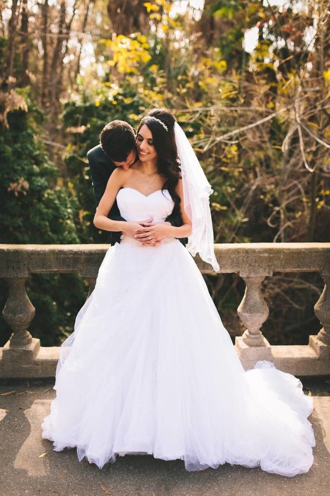 Heartwarming Christmas-Inspired Wedding At Benedict Castle | http://www.bridestory.com/blog/heartwarming-christmas-inspired-wedding-at-benedict-castle