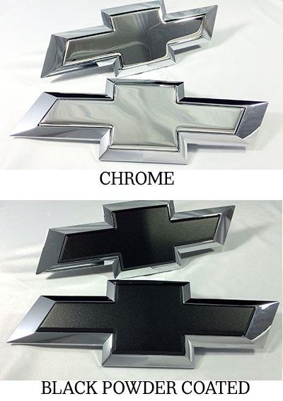 2014 2015 Silverado 1500 Insert Bowtie Emblem Chevrolet