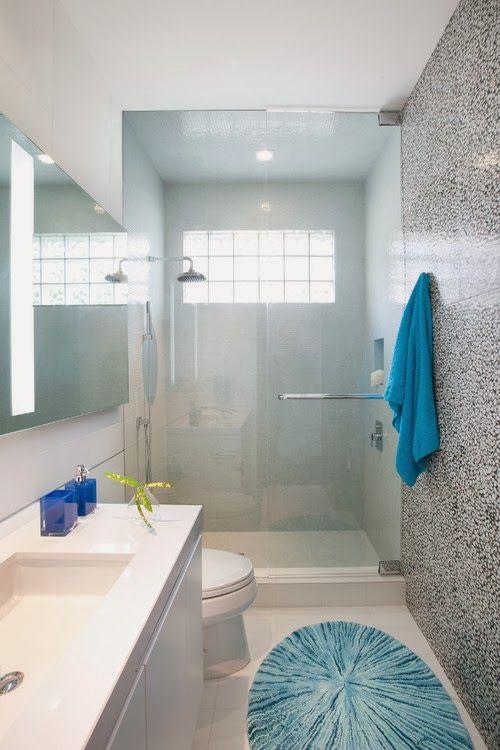 Petite Salle De Bains Moderne Design Idées9 Salle de bain