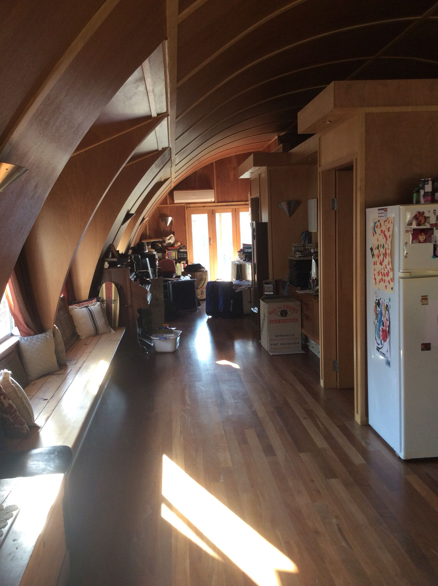 Quonset Hut Homes Interior