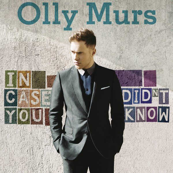 Olly Murs To Release Debut U S Album September 25th On Columbia Records Music Is My King Size Bed Olly Murs Debut Album Good Music