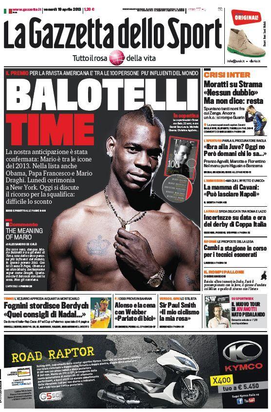 La Gazzetta dello Sport (190413) Italian True PDF 52