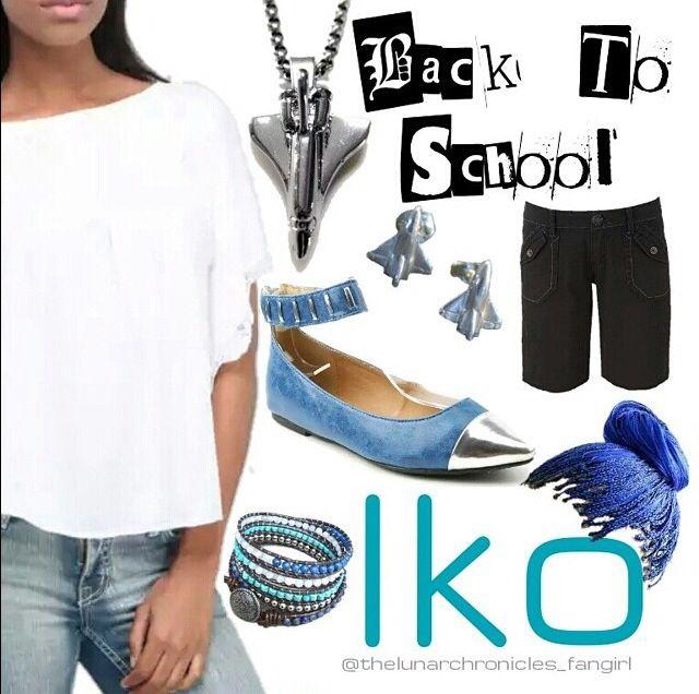 Back to school Iko