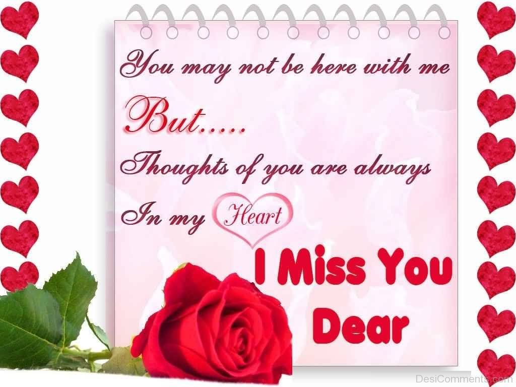 Missing You Quotes For Her Miss You Pictures Images Graphics For Facebook Whatsapp  Page
