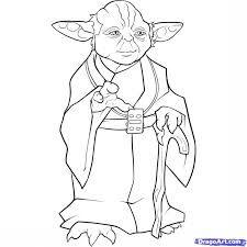 Bildergebnis Für Star Wars Ausmalbilder Yoda Plotten Pinterest