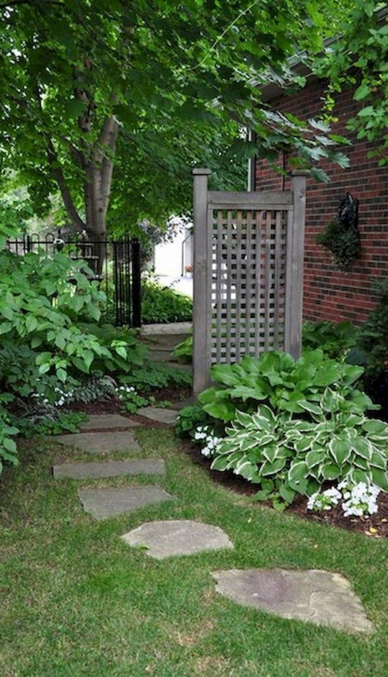 11+ fabulous side yard garden design ideas and remodel